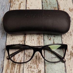 fadc0dd4435f CHANEL. Chanel 3323 Women s Eyeglasses DIL444